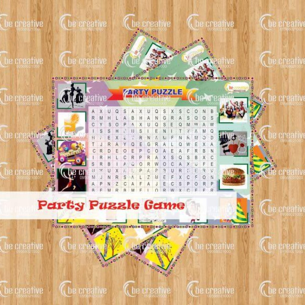 party-puzzle-game