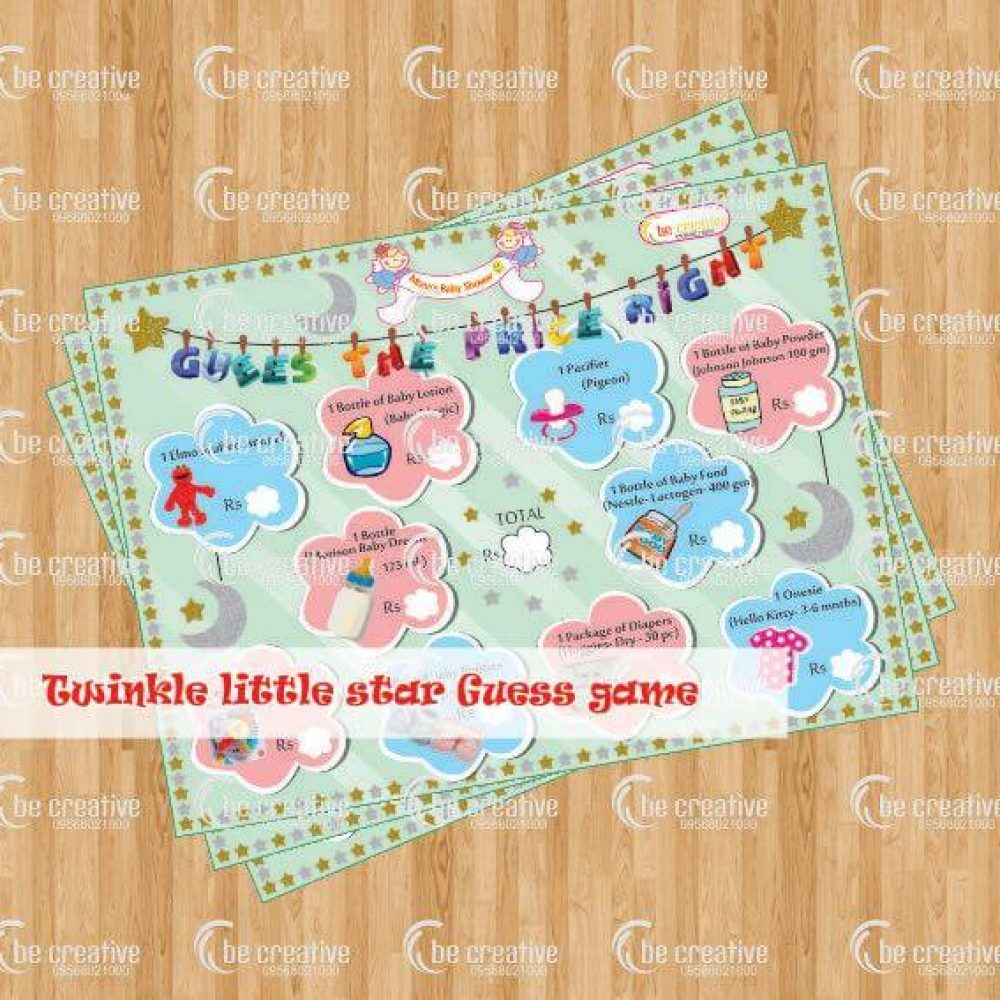 twinkle-little-star-guess-game