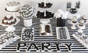 new year's theme kitty party