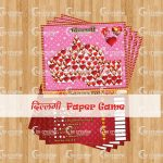 Dillagi Paper Game valentine's day kitty party games