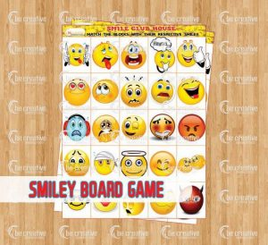 Smiley Board Game